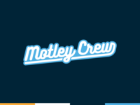 #ThirtyLogos 22 - Motley Crew Apparel