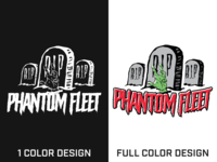 Logo Design - Phantom Fleet