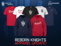 Reborn Knights - Apparel Update