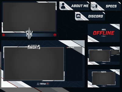 Stream Package for Reborn Knights