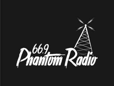 Phantom Radio - Podcast Logo