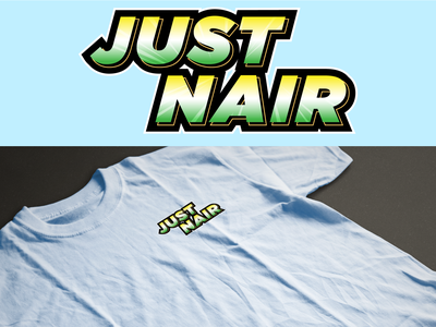 Just Nair - Shirt palutena meme design apparel tshirt shirt screen twitch stream esports gaming game fgc ssb ultimate bros smash super