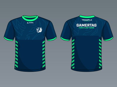 Trample Gaming - Jersey Concept