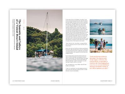 Surf & Skate Magazine graphic designer print designer design editorial design print layout print design adventure skate surf magazine design layout design magazine