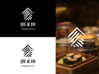 Restaurant Logo Concept restaurant logo brand designer logo designer logos logo design minimal modern monoline brand identity brand logo branding