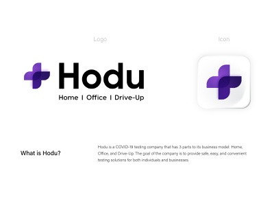 COVID Testing Logo & Style Guide brand guide style guide covid testing logo design modern brand identity brand logo branding