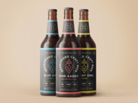 Beer Bottle Branding