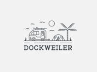 Dockweiler Beach Illustration