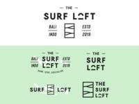 Surf Loft Logo & Branding