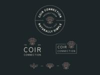 Coir Connection Brand Identity