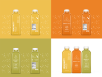 Juice Bottle Packaging Concepts