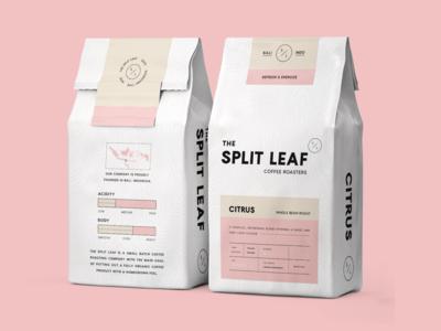 Coffee Company Packaging