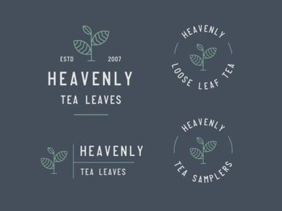 Heavenly Tea Leaves Branding