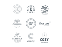 Logo Collection - First Half of 2019