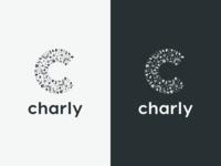 'C' Pattern Logo