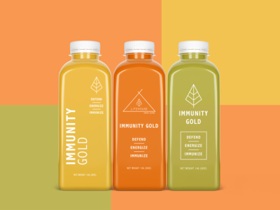 Juice Bottle Design Concepts