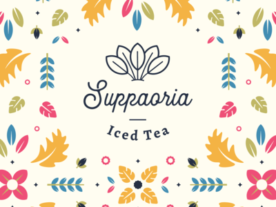 Suppaoria Alternate Branding