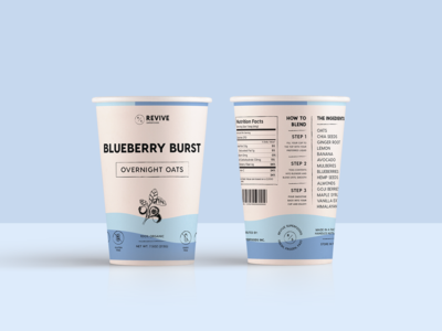 Superfoods Packaging Concept