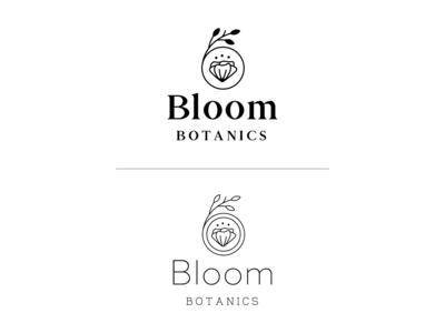 Bloom Botanics Branding Exploration