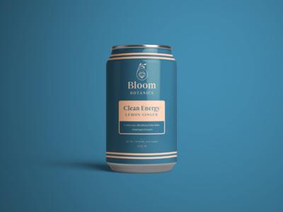 Bloom Botanics Can Design #2