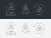 First Baptist Church Logo Design