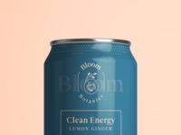 Bloom Botanics Can Packaging