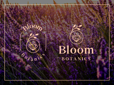 Bloom Botanics Lifestyle Logos