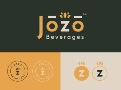 Jozo Beverages Branding