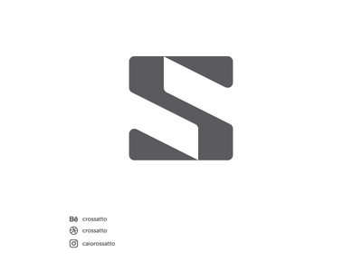 S - Stairs Logo