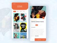 Reading App Design #01