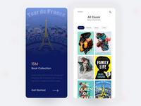 Reading App Design #02