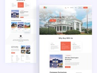 Property Portal Website Design