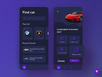 Car booking app dark app dark ui mobile app mobile app design mobile ui app ui application ios app car app booking app app design ios color uidesign design creative ux clean ui