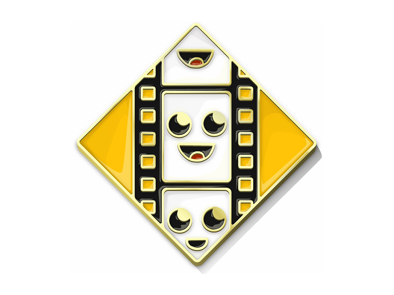 Movie Trophy for Regex Crossword by Maria Hagsten Michelsen on Dribbble