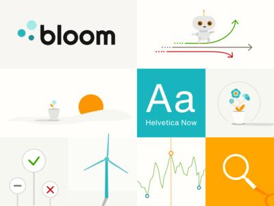 Bloom Brand Board
