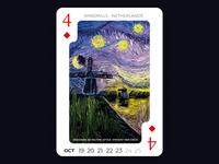 Deck of Wonder Series - #24
