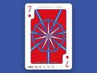 Deck of Wonder Series - #25