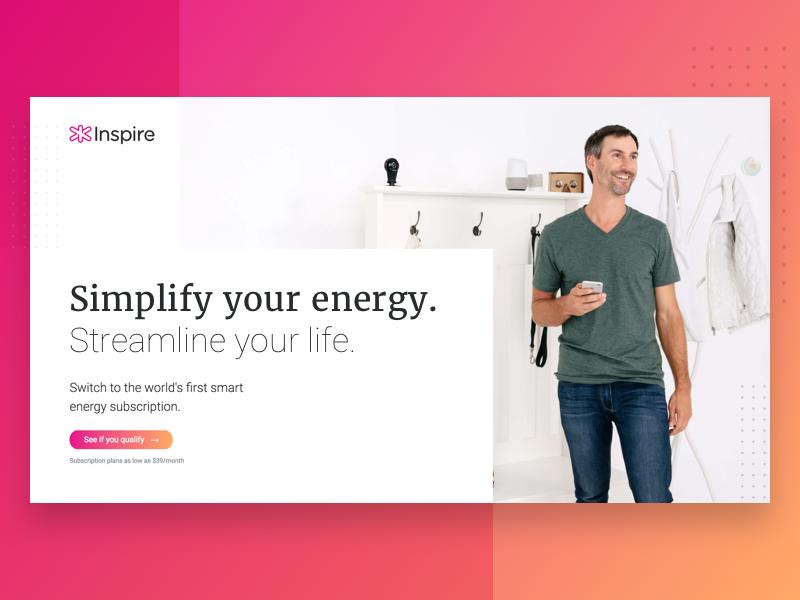 Homepage Redesign homepage ui web design