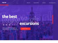 Site Concept / New York City Tours