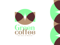 GreenCoffee logotype