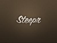 Steepr logo