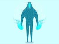 Alien Character Design #02