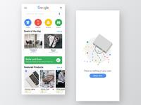 Google eCommerce Imagination