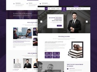 Judge - lawyer, attorney and law Firm website