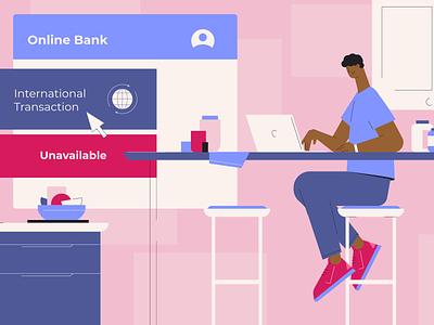 Explainer video for a blockchain financial startup fintech explainer video