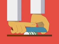 Explainer video for a meal kit startup