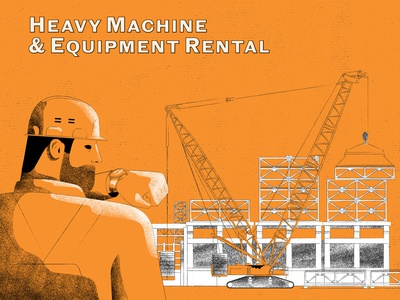 Heavy Machine & Equipment Rental (explainer video)