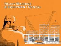 Heavy Machine & Equipment Rental (explainer video)