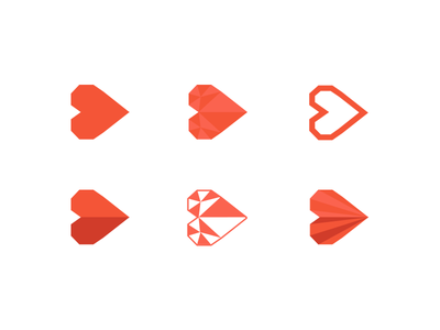 Remittance that Cares logo arrow heart