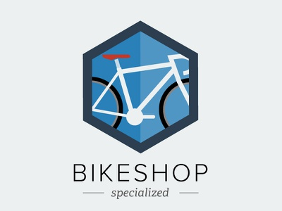 Logo Bikeshop Specialized bikeshop logo